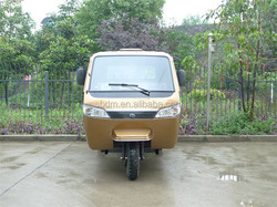China Cargo Three Wheeler Two Passenger Three Wheel Motorcycle