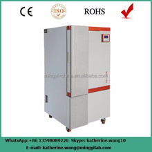 Large volume refrigerated incubators for lab or industry using