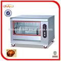 De acero inoxidable de gas automático de asadores de pollo gb-368 0086-13632272289
