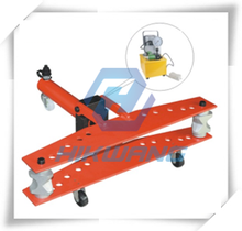 electric hydraulic pipe bender