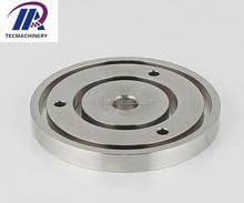 stainless steel drainage valve threaded flange hydraulic valve body