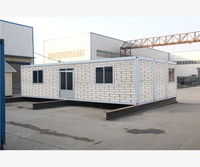 Two Economical Conteiner Living manufacture portable shipping container homes