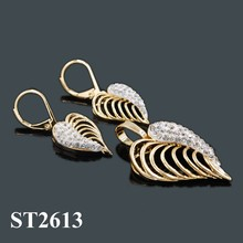 Guangzhou Fashion Jewelry Market,18K Gold Jewelry Fashion Jewelry Set