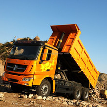 Popular in Africa China Factory Beiben heavy duty truck 6x4 dump truck sale