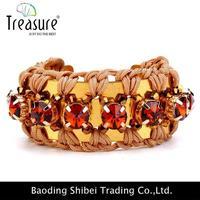 Plastic ankle bracelet gps tracker for wholesales