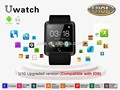 U Smart Watch u10l bluetooth uhr für iphone 6 5 5s android-handy smartphone aktualisiert u8/u10