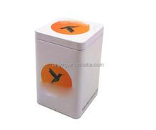 best selling metal snack box packaging