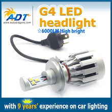 H4 Hi/Low 80watt Car Auto LED Headlight