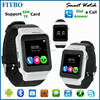 Unique Popular SIM File Manager Pedometer FTB15 new model watch mobile phone