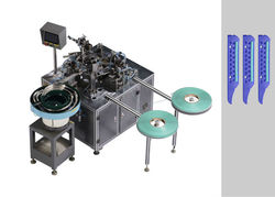 disposable razor head automatic assembly machine equipment
