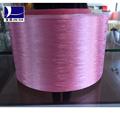 100% poliéster dope dyed filamento texturizado hilo modificado para requisitos particulares
