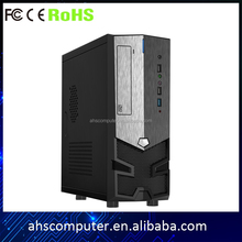 High strength steel chassis UV surface computer cases PC desktop