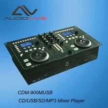 CDM-900MUSB CD/MP3/USB/SD Audio DJ Mixer Player DJ mixer controller