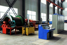 jtp type electric winches used heavy equipment for sale