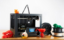 2015 TOUCH 3D PRINTER METAL FRAME HOT SALE
