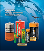 long storage life R20 1.5v battery cell famous brand, popular battery brand,