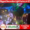 lighted tree decorations for christmas 5mm F5 Cheap fancy battery operated mini led string light christmas decoration