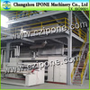 High quality pp SMS nonwoven fabric production line for baby diaper fabric