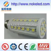 Energy saving SMD5050 8W mushroom solar lights for garden