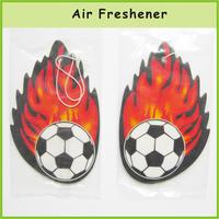 Scent Hanging Paper Car Air Freshener Card