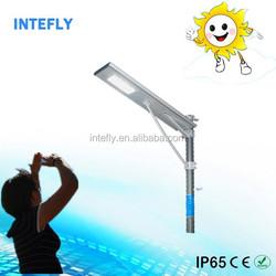 China Solar Street Light 12V 30W, Integrated Slim Design