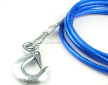 4 Meters Durable Strength 5000kgs Car Tow Rope Snatch Strap