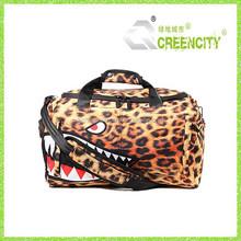 Large Compartment 900D/PU Travel Bag