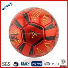 PVC machine stitched cheap mini soccer balls