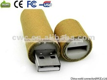 ecological recycled paper usb pendrive