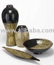 Decoration Bamboo Vase