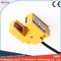 confiable de la ranura del interruptor óptico del sensor fotoeléctrico