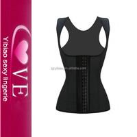 hot sell 4 steel bones body shaper corset training