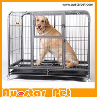 High Quality Pet Shop Products Iron Large Dog Cage for Sale