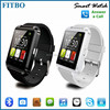 Phonebook/music/anti lost android 2015 smart watch for Iphone5 5s phone