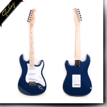 Finlay ST-F6 Cheap Blue Color China Music Instrucment ST Electric Guitar