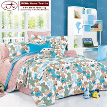 Made in china textile bed set, bed pillowcase,bedspread, baby bedding