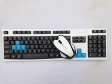 2015 Hot selling Best Price White keyboard Wireless Keyboard Mouse Combo SmartStick Mini Wireless Keyboard with Mouse Touchpad