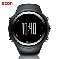 China Manufacturer EZON T031A01 Pedometer Distance Calculation Calorie Counter GPS Watch Men
