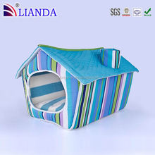 Stylish design dog kennel house,soft, warm and comfortable cat bed,dog cat pet bed