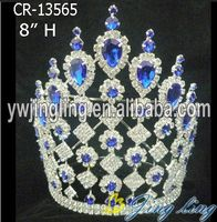 """8"""" big pageant crowns for sale"""