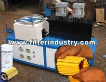 Horizon Filter Paper Clipping Machine /Clamping machine