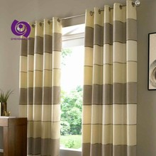 Fashion Home Textile Jacqurd Polyester Curtain