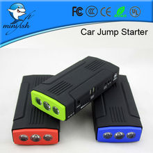 Salable Compact MiniFish Power Station Car Battery Jump Starter Vehicle Battery Chargers Boosters