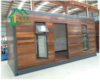 Log cabin/Wood container /Wooden container house