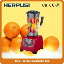 2.5L CB/CE/RoHs electric smoothie commercial blender