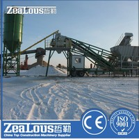 mobile asphalt mixing plant zealous machinery made in China