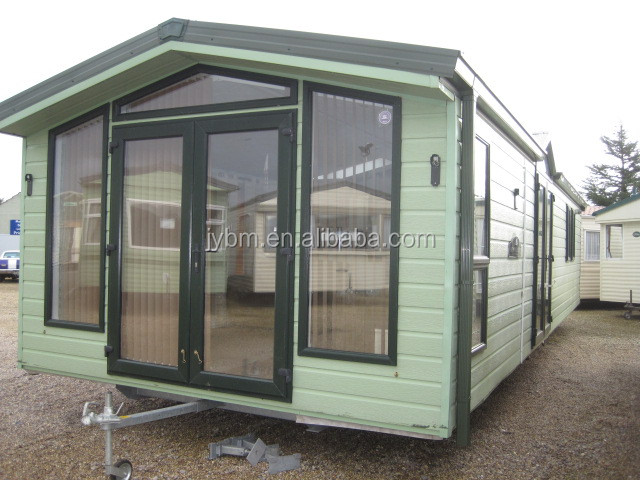 Luxury Safe And Duable Container House Villa With Wheels