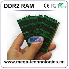 TOP LEVEL 667MHZ DDR2 SODIMM LAPTOP/NOTEBOOK RAM DDR2 MEMORY