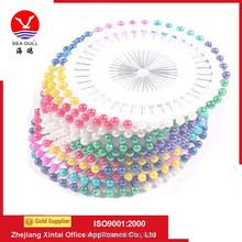 Plastic Pear Head Pins