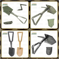 army folding shovel spade